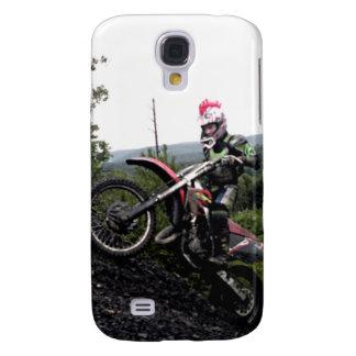 Dirtbike Samsung Galaxy S4 Case