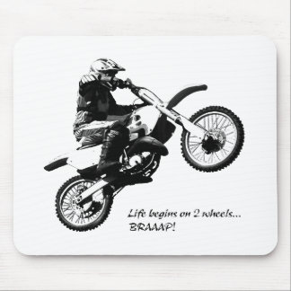 Dirtbike Alfombrilla De Raton