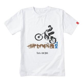 Dirtopia 10 Vaya con Dios Zazzle HEART T-Shirt
