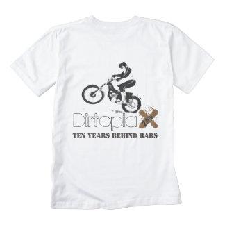 Dirtopia 10 zazzle HEART T-Shirt
