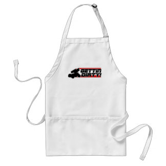 Dirty5 Adult Apron