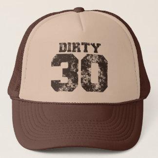 DIRTY 30 Birthday Hat