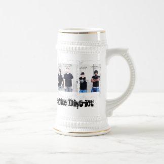 Dirty 3 Box 2 Stein Coffee Mug