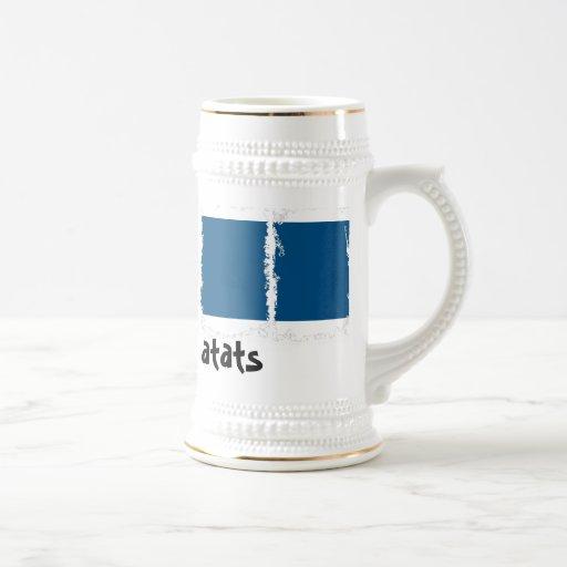 Dirty 3 Box Stein Coffee Mug