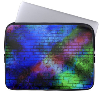 dirty-408147 ABSTRACT COLORFUL GRAFFITI RANDOM SPR Computer Sleeves
