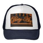 Dirty Air Ent. Logo Trucker Hat