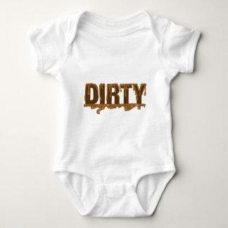 Dirty Baby Bodysuit