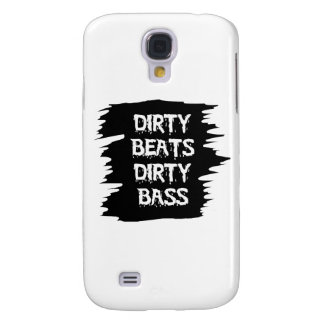 Dirty Bass Galaxy S4 Cover