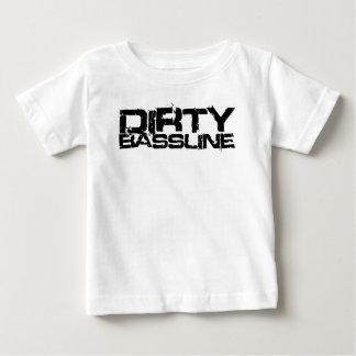 Dirty Bassline Dubstep Baby T-Shirt