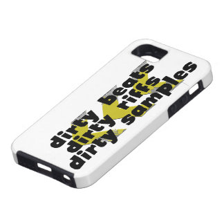 Dirty Beats, Dirty Riffs, Dirty Samples iPhone 5 Covers
