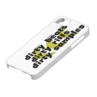 Dirty Beats, Dirty Riffs, Dirty Samples iPhone 5 Case