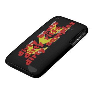 Dirty Beats, Dirty Riffs, Dirty Samples iPhone 3 Cover