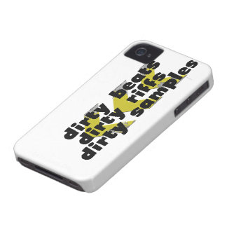 Dirty Beats, Dirty Riffs, Dirty Samples iPhone 4 Case-Mate Case