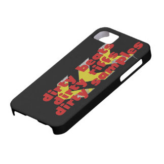 Dirty Beats, Dirty Riffs, Dirty Samples iPhone SE/5/5s Case