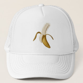 Dirty Censored Peeled Banana Trucker Hat