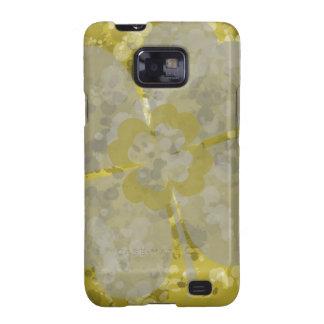 Dirty Clover Grunge Samsung Galaxy S Case