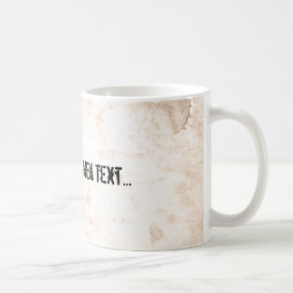 Dirty Coffee Mug