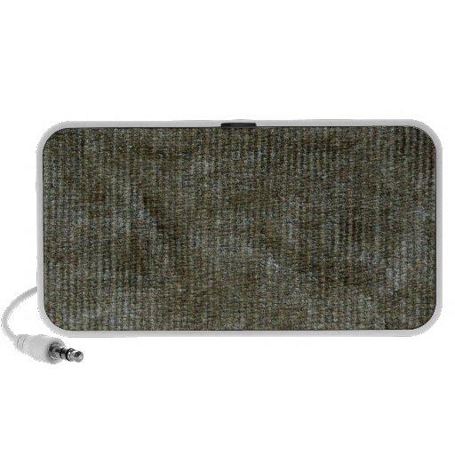 Dirty Corduroy Texture PC Speakers