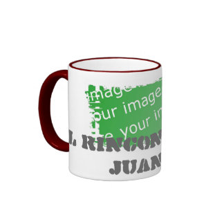Dirty cup of the bell founder of the border ringer coffee mug