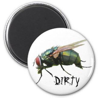 """DIRTY"" Dishwasher Magnet"