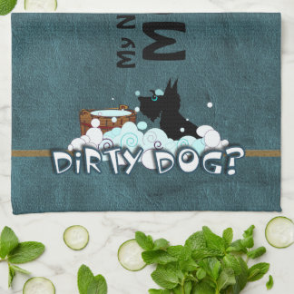 Dirty Dog Towel