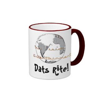 Dirty Drink Ringer Coffee Mug