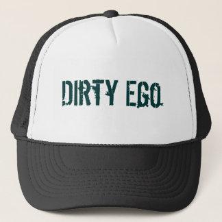 Dirty Ego Trucker Hat