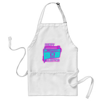 DIRTY ELECTRO ADULT APRON