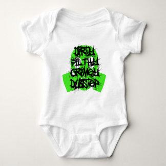 Dirty Filthy Grimey Dubstep Baby Bodysuit