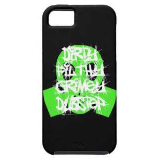 Dirty, Filthy, Grimey Dubstep iPhone 5 Cover
