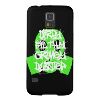 Dirty, Filthy, Grimey Dubstep Galaxy S5 Cover