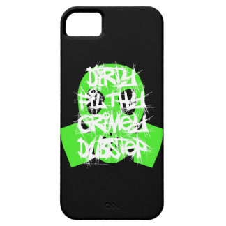 Dirty, Filthy, Grimey Dubstep iPhone 5 Cases