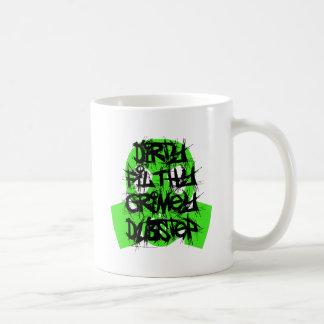 Dirty Filthy Grimey Dubstep Coffee Mug