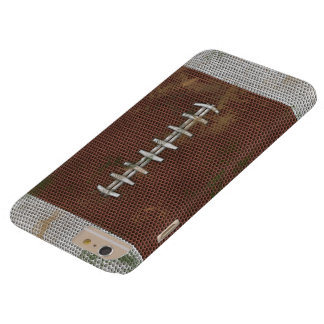 Dirty Football Barely There iPhone 6 Plus Case