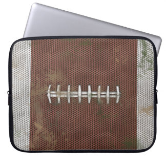 Dirty Football Computer Sleeve