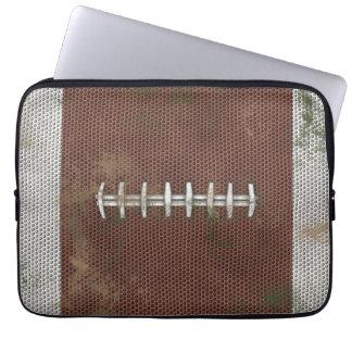 Dirty Football Laptop Sleeve