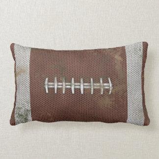 Dirty Football Lumbar Pillow