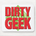 Dirty Geek v2 Mouse Pad