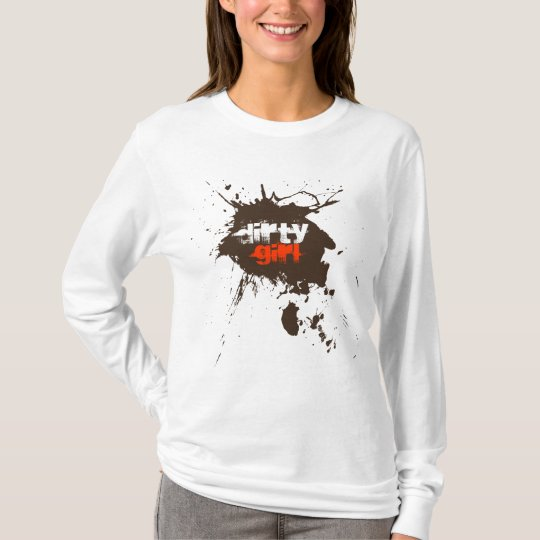 Dirty Girl Extreme Mudder Tshirt