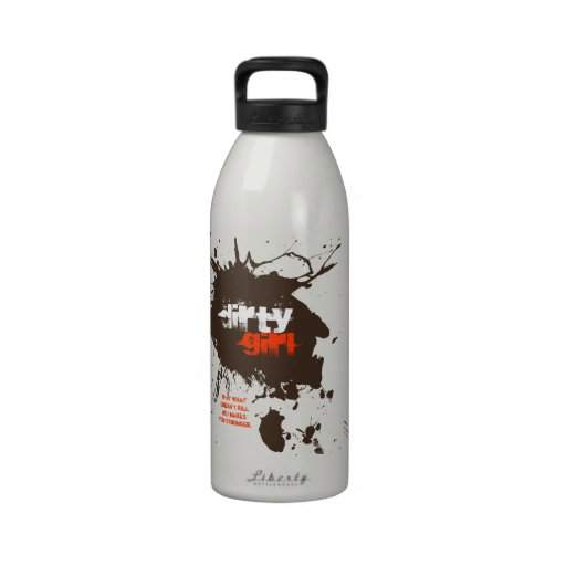 Dirty Girl Extreme Mudder Water Bottle