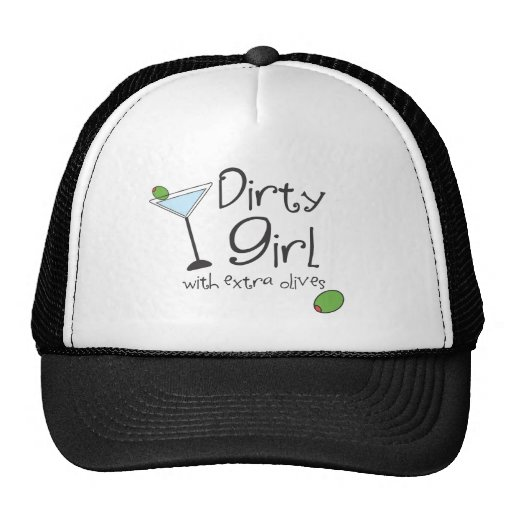 Dirty Girl Hat