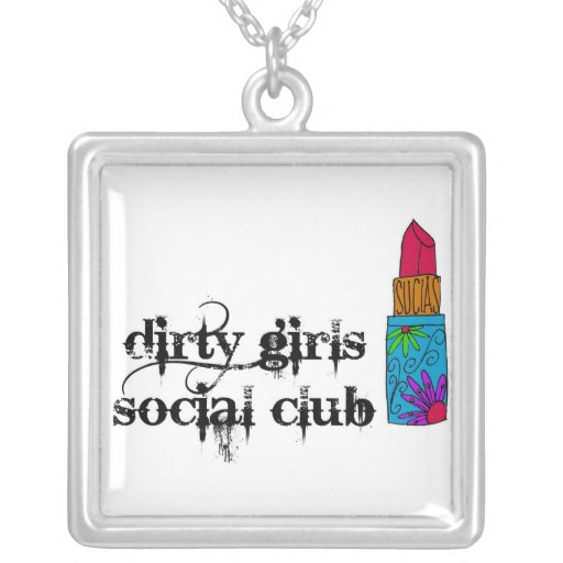 Dirty Girls Social Club Necklace