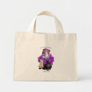 Dirty Girty the Fashionista Mini Tote Bag