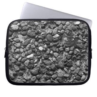 Dirty Gravel Computer Sleeve