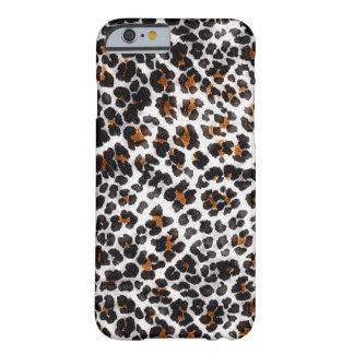 dirty grunge leopard animal iPhone 6 case