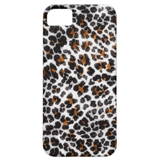dirty grunge leopard animal print iPhone 5 cases