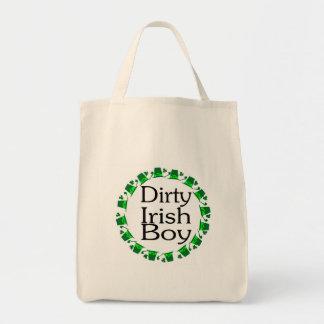 Dirty Irish Boy Bag