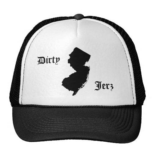 Dirty Jerz Hat