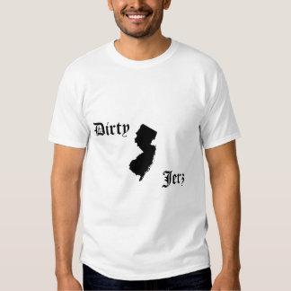 Dirty Jerz Tee Shirt