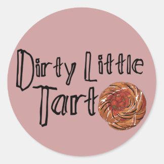 Dirty Little Tart Sticker